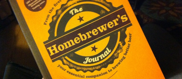 Homebrewer's Journal