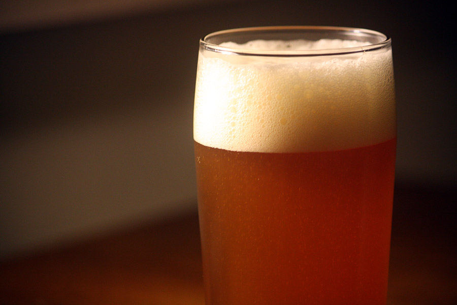 Poha Berry Ale